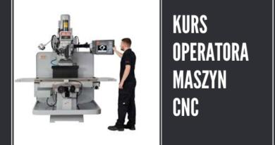 kurs operatora cnc