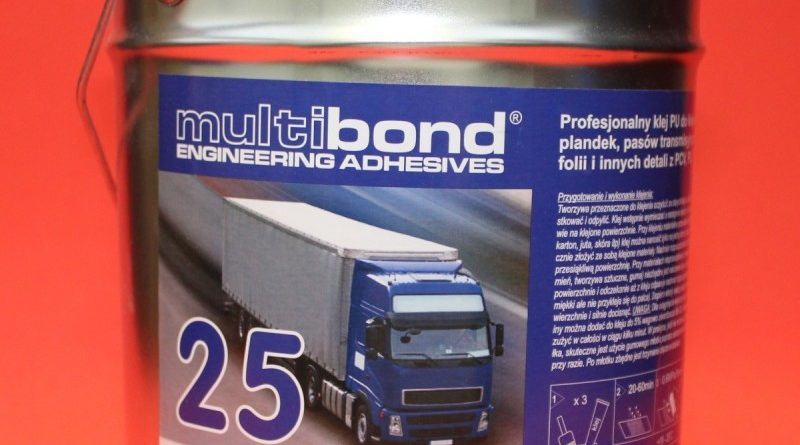 klej do plandek multibond 25