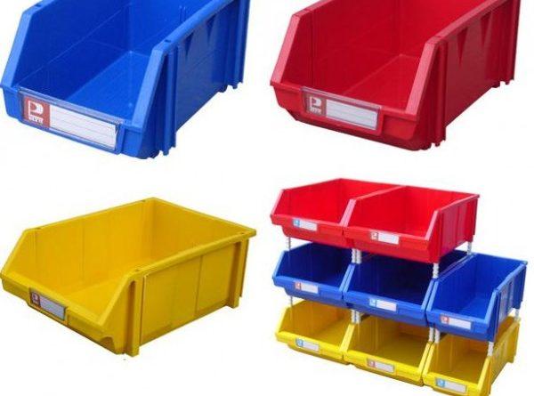 pojemniki warsztatowe plastikowe